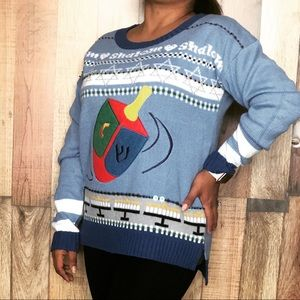 Sweaters - Ugly Chanukah sweater